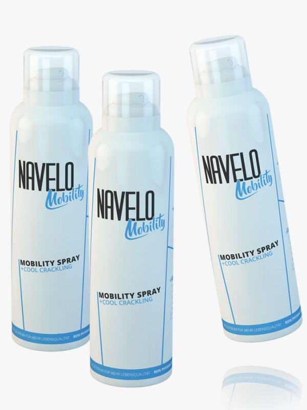 NAVELO Mobility Spray
