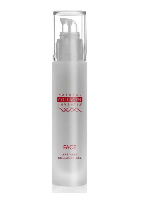 Natural Collagen Inventia Face Anti-Faltenserum 50 ml