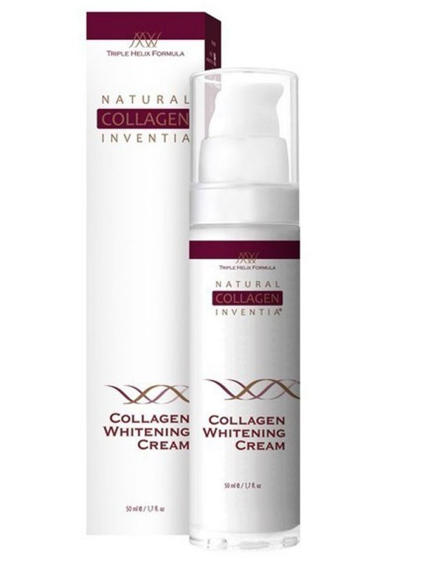 Natural Collagen Inventia Whitening Cream 50 ml
