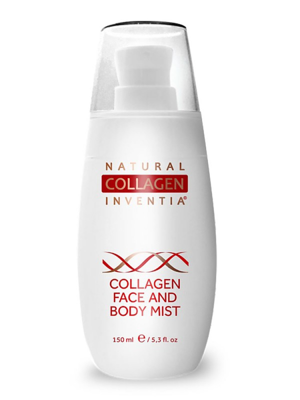 Natural Collagen Inventia Face & Body Spray 100 ml